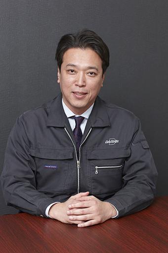 大進精機代表取締役社長 宮田正広